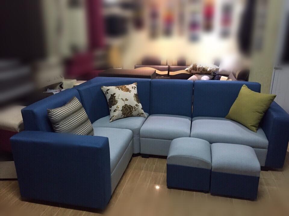 Sofa góc giá rẻ SFGR015